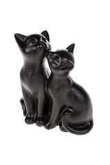 Фигурка Влюбленные котики