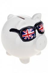 Копилка Британская хрюша