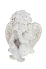 Фигурка Задумчивый ангелочек