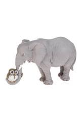 Фигурка Слон и совенок