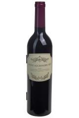 Набор для вина подарочный Набор подар., 4-предм., пластм., металл (штопор, пробка, каплеулов., резец), в кор. в форме бутылки