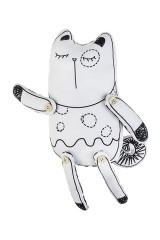Игрушка мягконабивная Котик