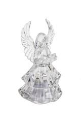Украшение декоративное светящееся Прекрасный ангел