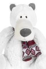Игрушка мягкая Миша с шарфиком