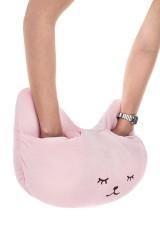 Игрушка мягконабивная Спящий котик