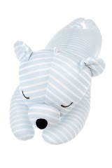 Игрушка мягконабивная Спящий мишка