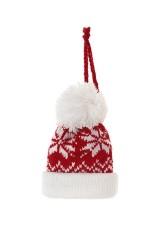 Украшение декоративное Зимняя шапочка