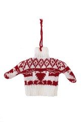 Украшение декоративное Скандинавский свитер