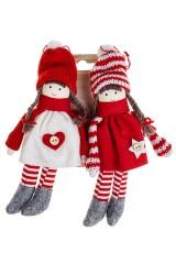 Набор кукол декоративных Малышка в платьице
