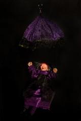 Кукла декоративная музык.-двиг. Чудо-ведьма