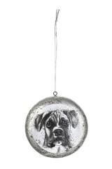 Украшение декоративное Акварельный пес