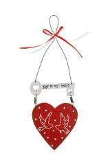 Украшение декоративное Ключ от моего сердца