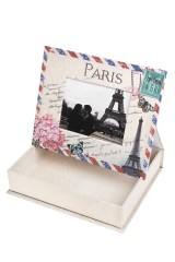 Шкатулка Цветущий Париж