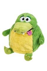 Игрушка мягконабивная Веселый крокодил