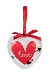 Украшение декоративное Сердце влюбленного