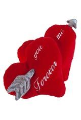 Подушка декоративная Союз сердец