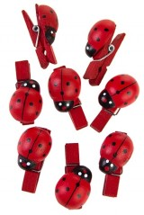 Сувенир Красная божья коровка