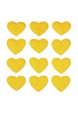 Набор украшений на липучке Нежность сердца