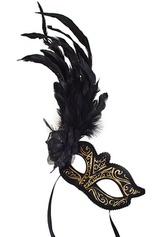 Маска карнавальная для взрослых Рио