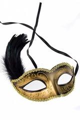 Сувенир карнавальный Маска Арлекин