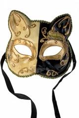 Сувенир карнавальный Маска кошки