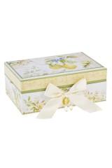 Шкатулка для ювелирных украшений Лимонное настроение