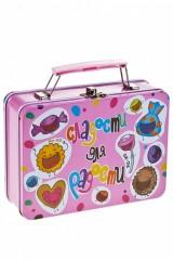 Шкатулка-чемоданчик Сладости для радости