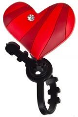 Держатель-зажим для шнура Сердце