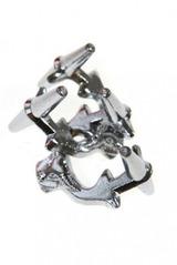 Сувенир-головоломка Зубцы