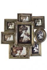Рамка для 8-ми фото Семейный архив