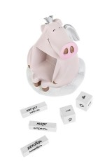Календарь настольный Крылатая свинка