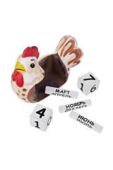 Календарь настольный Петушок - счастливый гребешок