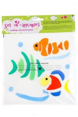 Набор аппликаций Рыбки
