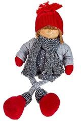 Кукла декоративная Девочка в свитерочке