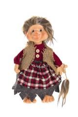 Кукла декоративная Домовенок