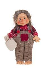 Кукла декоративная Веселый домовенок