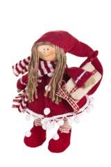 Кукла декоративная Малышка в шапочке