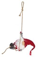 Кукла декоративная Веселый гномик