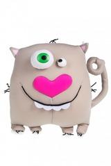 Игрушка мягкая Крейзи кот