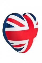 Игрушка-подушка мягкая Сердце Англии