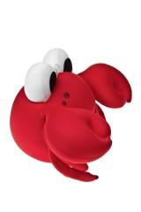 Игрушка мягконабивная Веселый краб