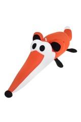 Игрушка мягконабивная Смешная лиса