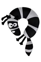 Подушка-подголовник Обнимашка Енот