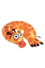 Подушка-подголовник Обнимашка Жираф