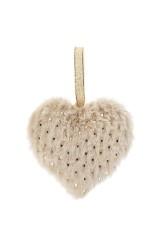 Украшение декоративное Нежное сердце