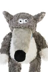 Игрушка мягкая Мальчишка-волчишка