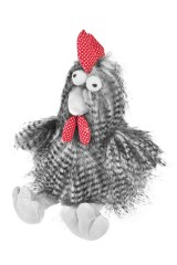 Игрушка мягкая Петушок - счастливый гребешок
