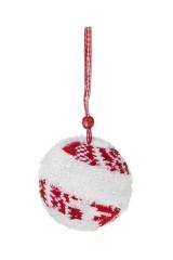 Украшение декоративное Норвежский шар