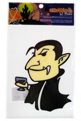 Аппликация Граф Дракула