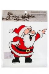 Аппликация Веселый Дед Мороз